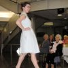 PANHELLENIC BRUNCH/VINTAGE FASHIONS.....The OU fashion show. (Photo by Helen Ford Wallace).