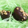 Peanut Butter Easter Eggs can be made with smooth or crunchy peanut butter. (Juli Leonard/Raleigh News & Observer/MCT)