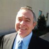 Mike Morgan outside The Federal Courthouse in Oklahoma City Thursday Feb. 16, 2012. Photo by Nolan Clay, The Oklahoman