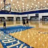 Oklahoma City Thunder players on the first day of training camp. Oct. 2. 2012. Photo provided.