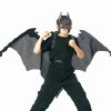 Batman: The Dark Knight Mega Cape: The cape can rapidly expand to a 5-foot wingspan or retract into a convenient back harness for run-around play. PHOTO PROVIDED ORG XMIT: 0902231617334119