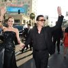 Photo - FILE - In this Wednesday, May 28, 2014 file photo, Angelina Jolie, left, and Brad Pitt arrive at the world premiere of
