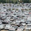 North parking lot at Will Rogers World Airport full of vehicles in Oklahoma City Friday, August 24, 2007. BY PAUL B. SOUTHERLAND, The Oklahoman
