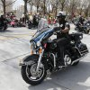 Oklahoma County Sheriff\'s Deputies rode their motorcycles in formation during the annual Saint Patrick\'s Day Parade in downtown Oklahoma City, OK, Saturday, March 16, 2013, By Paul Hellstern, The Oklahoman