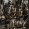 "Photo - This image released by Columbia Pictures shows, from left, Dimitri Leonidas, George Clooney, John Goodman, Bob Balaban and Matt Damon in the film, ""The Monuments Men."" The World War II drama opens Friday, Feb 7, 2014.  (AP Photo/Columbia Pictures, Claudette Barius)"