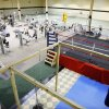 Indoor tennis, boxing ring and fitness machines at Isola Bella Apartments in Oklahoma City Wednesday, June 3, 2009. Photo by Paul B. Southerland, The Oklahoman