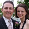 """Photo - <!-- Desert click tracking. Do not remove. --> <img class=""""deseret-beacon"""" src=""""http://beacon.deseretconnect.com/beacon.gif?cid=182159&pid=109"""" /><!-- End click tracking. -->  Jeff and Maggie Noud were married and had a child when they split up. It took hard work, but they decided to go """"all in"""" and repair their marriage. They now have three kids and talk openly about their challenges."""