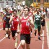 Grove\'s Ryan Wheatley heads toward the finish line to win the boy\'s 5A 800 meter race during the 5A and 6A State Track Meet in Yukon, OK, Saturday, May 11, 2013, By Paul Hellstern, The Oklahoman