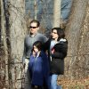 Parents walk away from the Sandy Hook Elementary School in Newtown, Conn. where authorities say a gunman opened fire, leaving 27 people dead, including 20 children, Friday, Dec. 14, 2012. (AP Photo/The Journal News, Frank Becerra Jr.) MANDATORY CREDIT, NYC OUT, NO SALES, ONLINE OUT, TV OUT, NEWSDAY INTERNET OUT; MAGS OUT ORG XMIT: NYWHI101