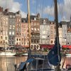 Photo - The port at Honfleur on the Seine is said to be one of the most beautiful in France. Photo courtesy of Patricia Woeber.