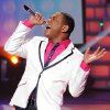 FILE - In this April 11, 2012 file photo released by Fox, Joshua Ledet performs on the singing competition series