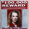 A reward poster for information on the death of Chanda Turner is on display at her parents\' home in Elmore City. Photo by Steve Sisney, The Oklahoman STEVE SISNEY - THE OKLAHOMAN