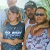 In this undated photo provided by family member Joe Mosher, Taylor Paschal-Placker, left, is pictured with her grandparents, Peter Placker, center, and Vickey Placker. Taylor Paschal-Placker and a friend, Skyla Whitaker were found murdered near Taylor\'s home in Weleetka, Okla, Sunday night. (AP Photo/Family Photo provided by Joe Mosher)