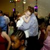 Chris Chowning dances with his daughter Jordan, 5, during the Daddy Daughter Dance in Midwest City, Okla., Friday, Feb. 8, 2008. BY BRYAN TERRY, THE OKLAHOMAN