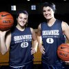 Mckenzie and Taylor Cooper pose for a photo at Shawnee High School in Shawnee, Okla., Saturday, Nov. 19, 2011. Photo by Sarah Phipps, The Oklahoman