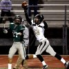 Broken Arrow\'s Gabe Johnson (13) deflects a pass intended for Norman North\'s Channing Meyer in class 6A football on Friday, Nov. 16, 2012 in Norman, Okla. Photo by Steve Sisney, The Oklahoman