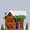 A gingerbread house ORG XMIT: 0812212235033664