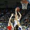 during the Class A boys state championship between Glencoe and Weleetka at the State Fair Arena., Saturday, March 2, 2013. Photo by Sarah Phipps, The Oklahoman
