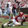 Adron Tennell\'s OU career has been injury-plagued, but he was the team MVP of spring practice this year. PHOTO BY BRYAN TERRY, THE OKLAHOMAN