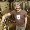 Photo - Ton Tielli, co-owner and brewmaster of  Roughtail Brewing Company in Midwest City, Thursday July  24 , 2014. Photo By Steve Gooch, The Oklahoman