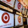 Photo -   In this Feb. 20, 2012 photo, flat screen televisions are displayed at Target store in Methuen, Mass. Target Corp. is reporting a 5.2 percent drop in earnings for the fourth quarter, as the discounter pushed big discounts to get tight-fisted shoppers to buy during the holiday season. (AP Photo/Elise Amendola)
