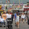 Crowds enjoy the Oklahoma State Fair at State Fair Park in Oklahoma City, OK, Thursday, September 20, 2012, By Paul Hellstern, The Oklahoman