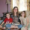 Melissa Garcia shares with her children the value of clipping coupons and saving money! Community Photo By: Edmond Outlook Magazine Submitted By: Melissa,