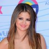 Selena Gomez arrives at the Teen Choice Awards on Sunday, July 22, 2012, in Universal City, Calif. (Photo by Jordan Strauss/Invision/AP)
