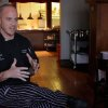 Chef Mark Ridener discusses his role as head chef at Cheever\'s Cafe. Photos from video at mood.newsok.com.