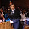 FILE - In this Feb. 22, 2013 file photo, Olympic athlete Oscar Pistorius arrives for a bail hearing in the shooting death of his girlfriend, Reeva Steenkamp. Pistorius\' representatives on Wednesday, Feb. 27, 2013 named the substance found in his bedroom after the shooting death of his girlfriend as Testis compositum, and say it is an herbal remedy used