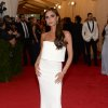 """Victoria Beckham attends The Metropolitan Museum of Art\'s Costume Institute benefit gala celebrating """"Charles James: Beyond Fashion"""" on Monday, May 5, 2014, in New York. (Photo by Evan Agostini/Invision/AP)"""