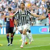 Photo - Juventus forward Fernando Llorente, of Spain, celebrates after scoring during a Serie A soccer match between Juventus and Cagliari at the Juventus stadium, in Turin, Italy, Sunday, May 18, 2014. (AP Photo/Massimo Pinca)