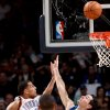 Oklahoma City\'s Thabo Sefolosha puts a shot over Orlando\'s J.J. Reddick during the NBA basketball game between the Orlando Magic and the Oklahoma City Thunder at the Ford Center in Oklahoma City, on Sunday, Nov. 8, 2009. The Thunder beat the Magic 102-74. By John Clanton, The Oklahoman