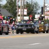 Mustangs pass by during the Mustang Western Days parade in Mustang, OK, Saturday, September 8, 2012, By Paul Hellstern, The Oklahoman