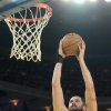 Photo -   Minnesota Timberwolves' Kevin Love goes up for a dunk during the second quarter of an NBA basketball game against the Golden State Warriors in Oakland, Calif., Saturday, Nov. 24, 2012. (AP Photo/Mathew Sumner)
