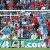 Photo - Cardiff City's Fraizer Campbell scores his side's third goal of the game during their English Premier League match against Manchester City at Cardiff City Stadium, Cardiff., Wales, Sunday Aug. 25, 2013. (AP Photo/PA, Nick Potts)  UNITED KINGDOM OUT  NO SALES  NO ARCHIVE