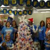 It\'s A Thunderful Christmas at National American Insurance Company!! THUNDER UP!!!! by Cindy Harrell #newsoknow #Sports
