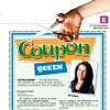 Photo - Coupon queen columnist Jill Cataldo GRAPHIC with photos 1) hand with scissors 2) Jill Cataldo 3) hand holding coupons ILLUSTRATION BY CHRIS SCHOELEN