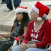 9 year old Renissa Brown and her grandmother Anita Brown watch the Stockyards City Christmas parade in Oklahoma City, OK, Saturday, December 1, 2012, By Paul Hellstern, The Oklahoman