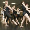 UCO dancers rehearse Jill Priest\'s
