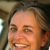Photo - FILE - In this 2003 file photo, Associated Press photographer Anja Niedringhaus poses for a photograph in Jerusalem. Niedringhaus, 48, was killed and an AP reporter was wounded on Friday, April 4, 2014 when an Afghan policeman opened fire while they were sitting in their car in eastern Afghanistan. Niedringhaus an internationally acclaimed German photographer, was killed instantly, according to an AP Television freelancer who witnessed the shooting. Kathy Gannon, the reporter, was wounded twice and is receiving medical attention. (AP Photo, File)