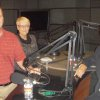 Photo -  From left, Gary McManus, Marsha Slaughter and host Gerry Bonds. - Provided Photo