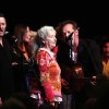 Jimmy LaFave, Nora Guthrie and John Mellancamp join all the peformers of the Woody Guthrie Centennial Concert in