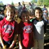 Second graders Marilyn Blaess, Alex Wilson, and Ashley Schlepp enjoy Northern Hills Elementary Fall Fun Fest held Sep. 22 (3 of 5) Community Photo By: Northern Hills PTO Submitted By: Amy,