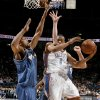 Oklahoma City\'s Russell Westbrook moves past the Wizards\' Dominic McGuire during the NBA basketball game between the Oklahoma City Thunder and the Washington Wizards at the Ford Center in Oklahoma City, Wed., March 4, 2009. PHOTO BY BRYAN TERRY, THE OKLAHOMAN
