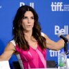 "Actress Sandra Bullock attends the press conference for ""Gravity"" on day 5 of the 2013 Toronto International Film Festival at the TIFF Bell Lightbox on Monday, Sept. 9, 2013 in Toronto. (Photo by Evan Agostini/Invision/AP) ORG XMIT: TOEA111"
