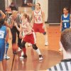 Courtney Walker plays in a youth league game. PHOTO PROVIDED