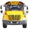 Photo - CLIP ART / SCHOOL BUS / BUS FRONT CUTOUT