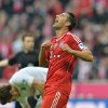 Photo - Bayern's  Claudio Pizarro of Peru celebrates after scoring during the German first division Bundesliga soccer match between FC Bayern Munich and SC Freiburg in Munich, Germany, on Saturday, Feb. 15, 2014. (AP Photo/Kerstin Joensson)