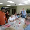 Employees of Astellas Pharma, Inc. of Norman participate in a production exercise during an all-day Lean Boot Camp at Moore Norman Technology Center this fall. Community Photo By: Karen James Submitted By: Anna, Norman